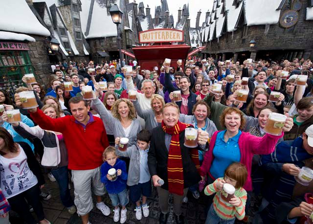 Butterbeer Celbration