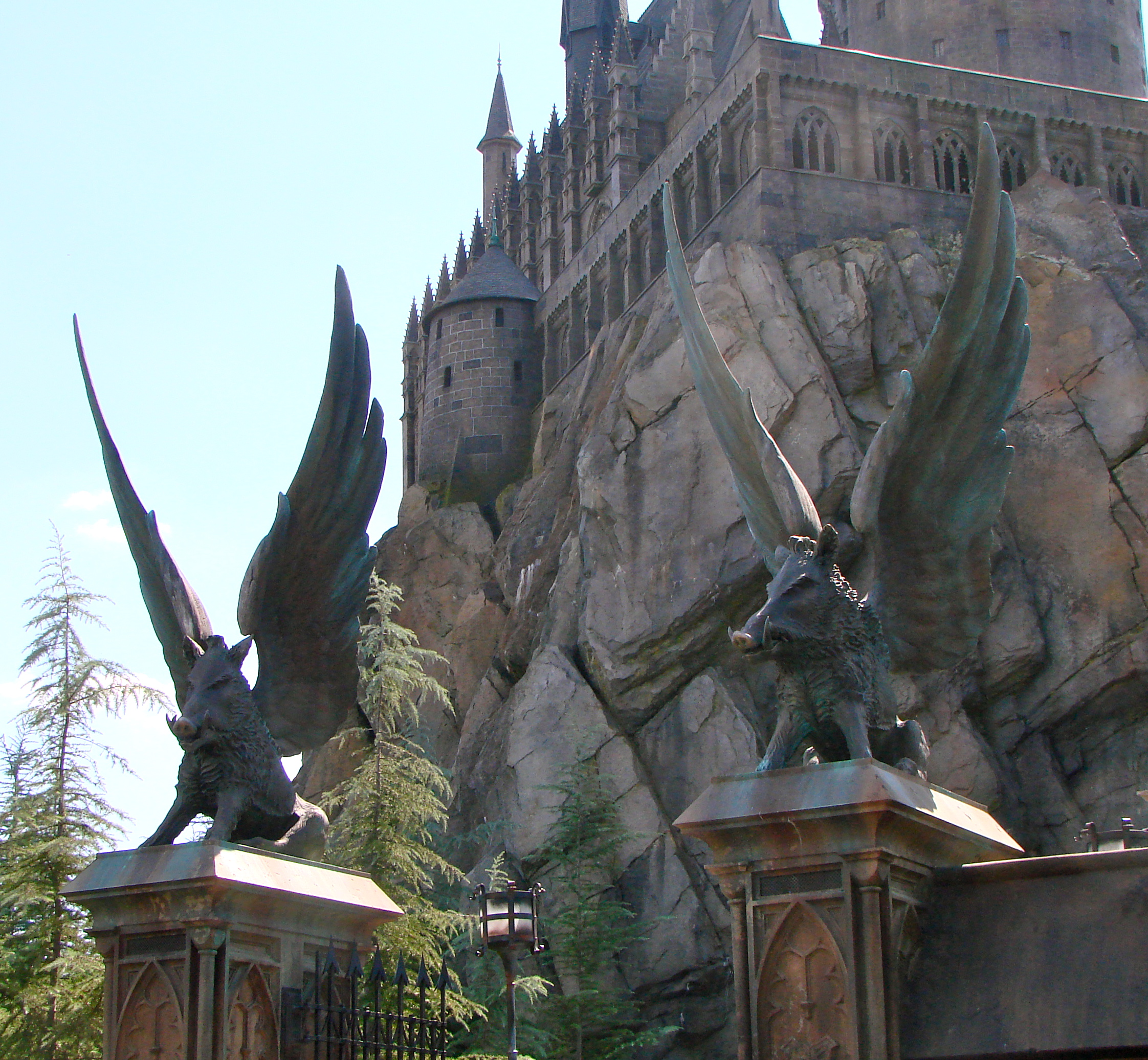 Have a Harry Potter World Wedding at Hogwarts Castle at Universal Orlando