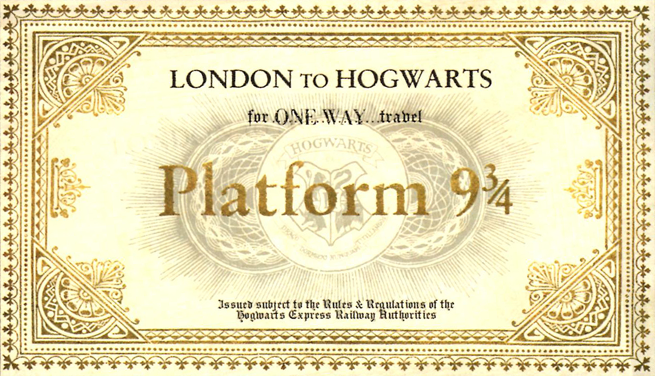Harry Potter Park Tickets