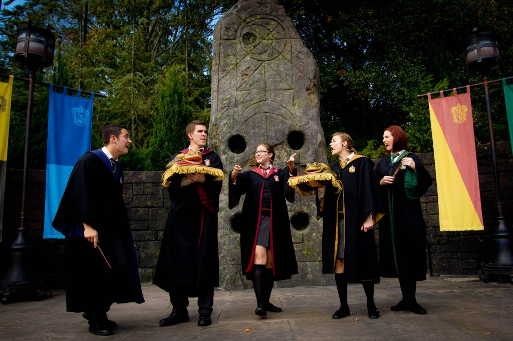 Pick Your Hogwarts House Colors Before Heading To Wizarding World