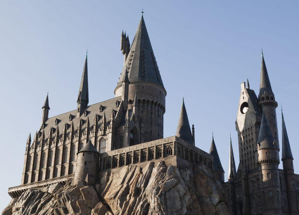 hogwarts house colors