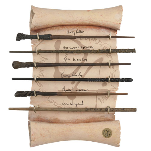Win a Harry Potter Wand Set from Ollivanders!!!