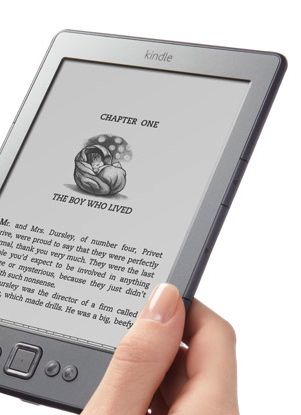 Harry Potter Books on Kindle