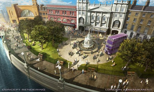 Wizarding World Diagon Alley Additional Details