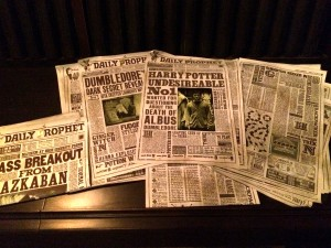 gringotts newspaper daily profit