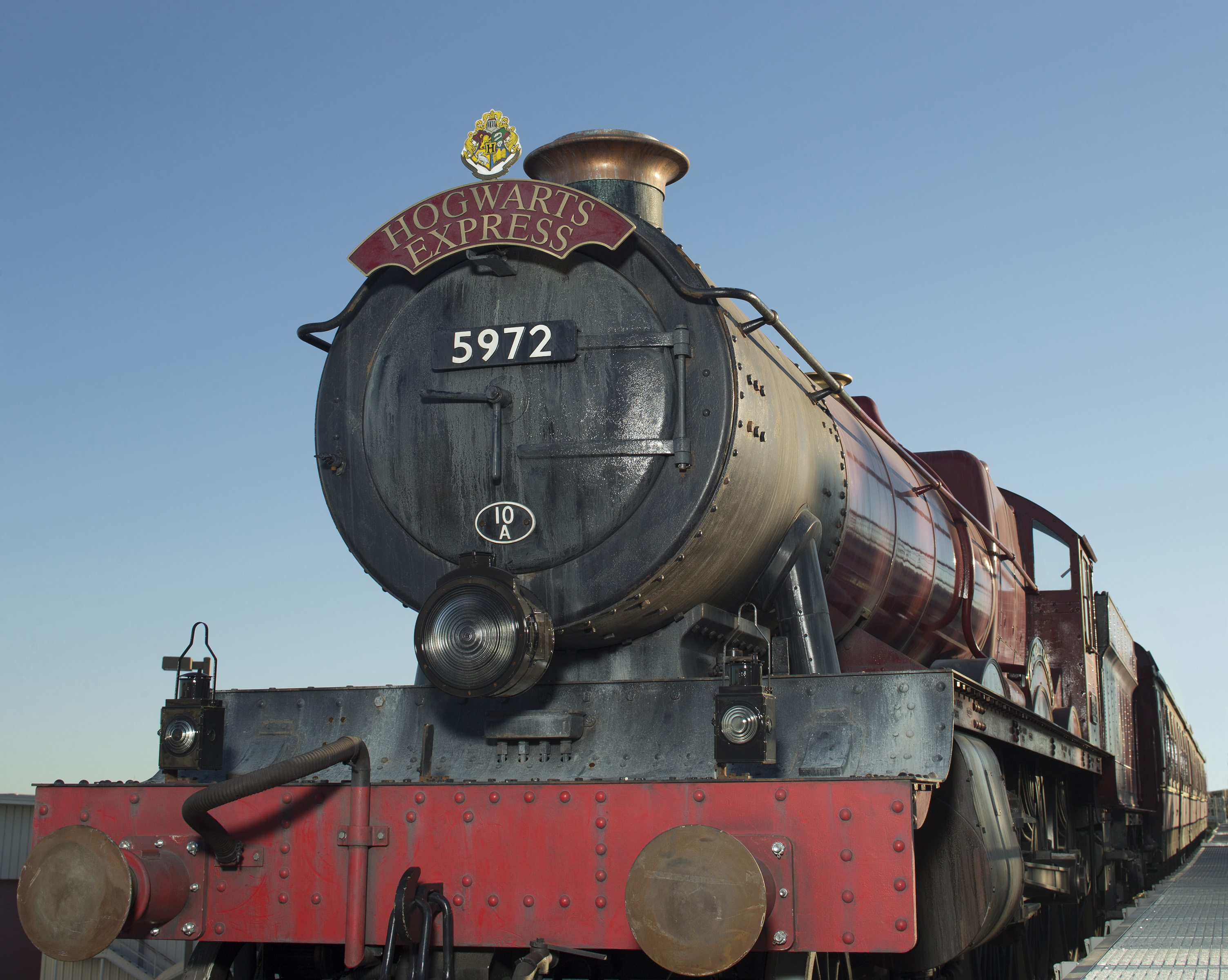 Hogwarts Express at UOR