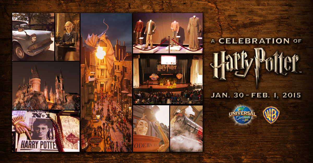 A Celebration of Harry Potter at Wizarding World of Harry Potter at Universal Orlando Resort