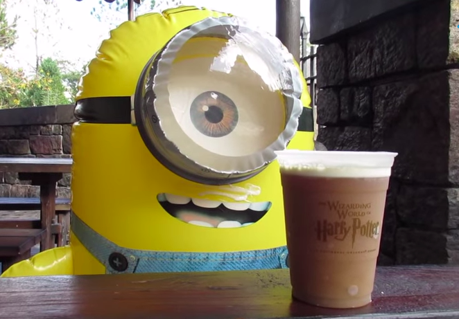 minion butterbeer