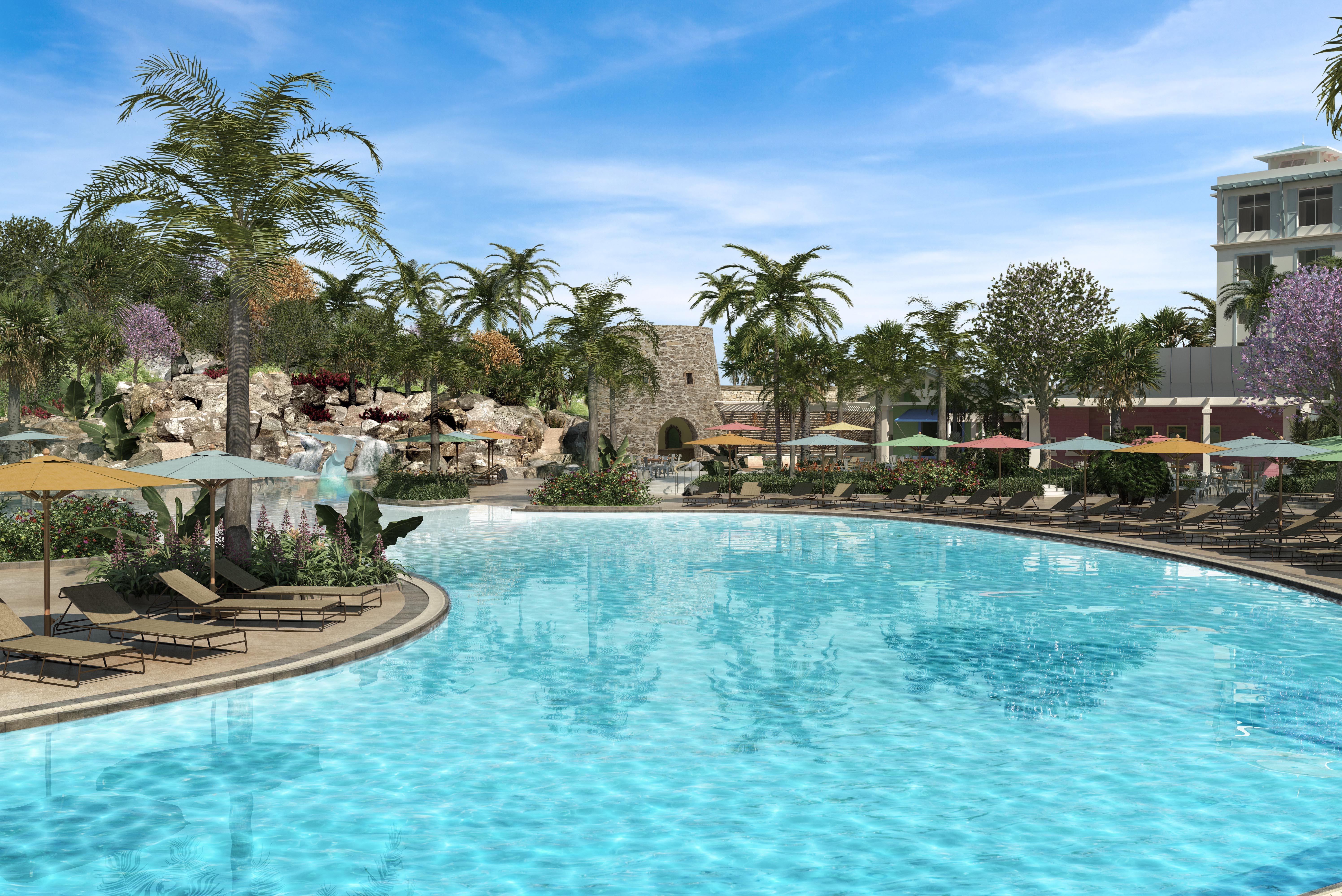Loews Sapphire Falls Resort at Universal Orlando Accepting Reservations