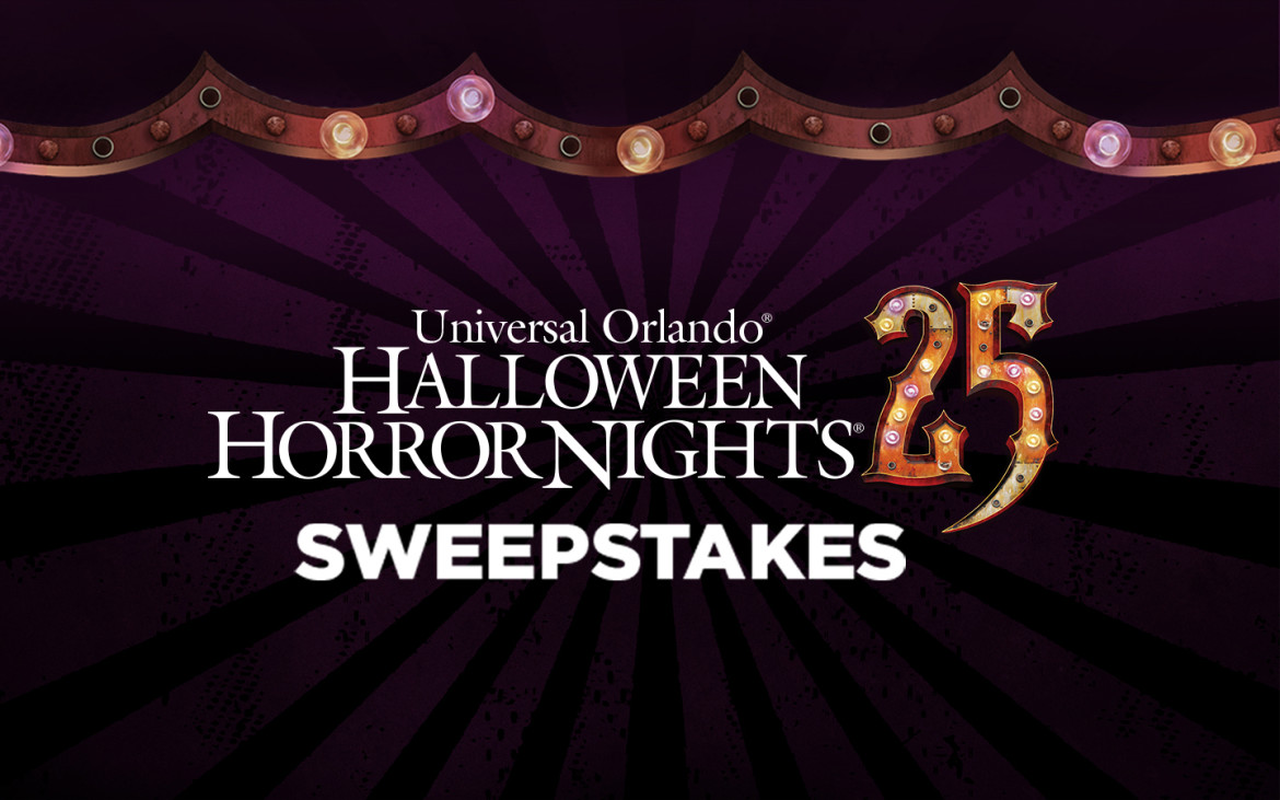 Win a Trip to Universal Orlando Halloween Horror Nights 25