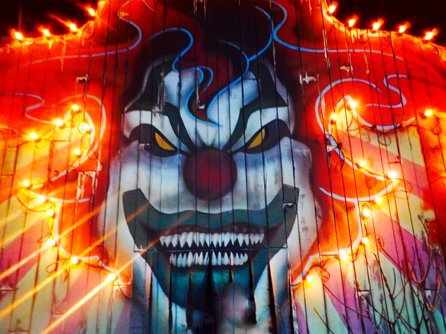 jack the clown at halloween horror nights 2015