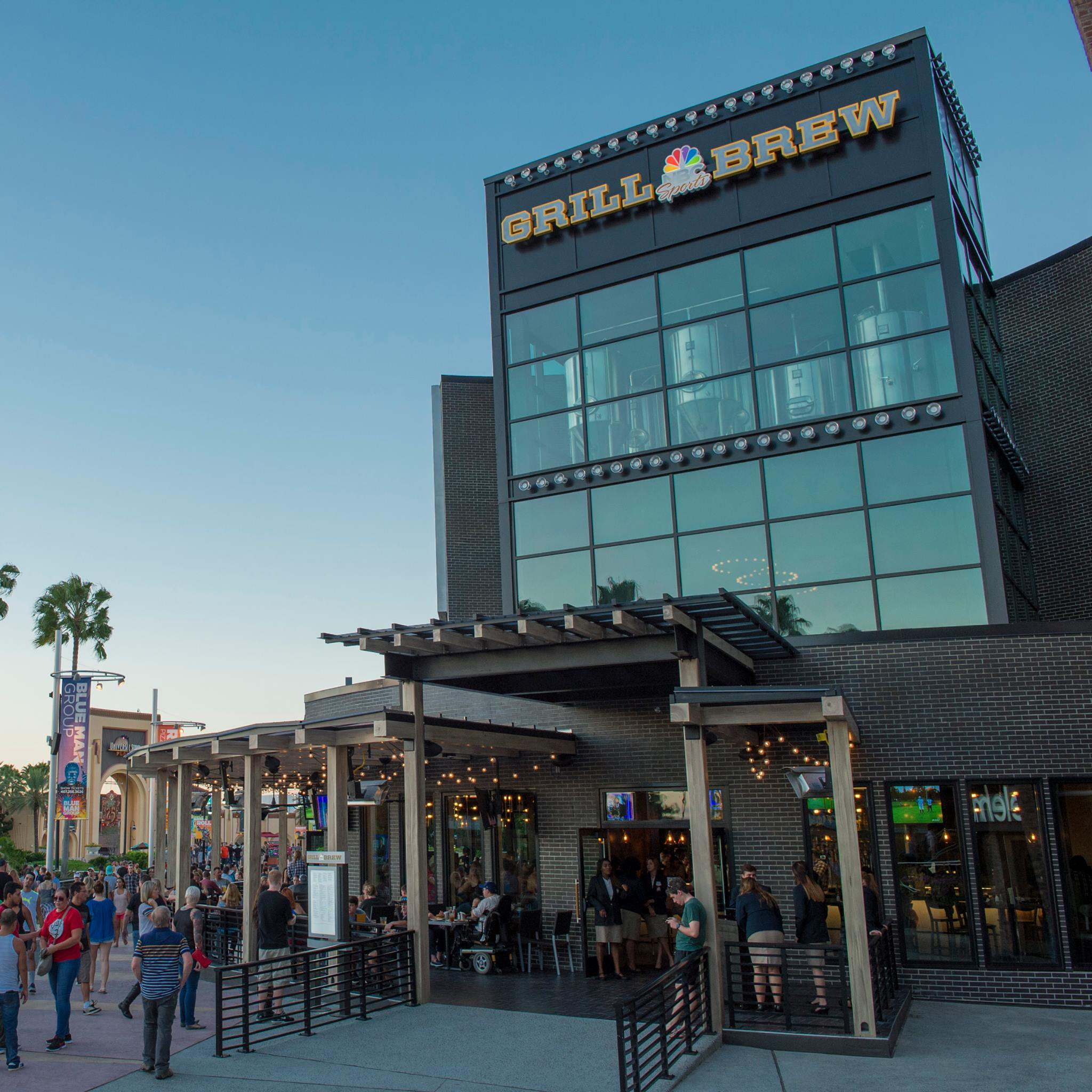 NBC Sports Grill at Universal CityWalk