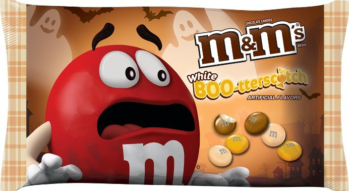 Butterbeer Candy M&Ms!! Coming This Fall: Boo-terscotch M&Ms