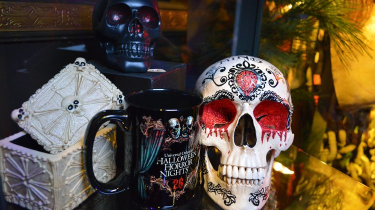 Exciting New Halloween Horror Nights 26 Merchandise Now Available