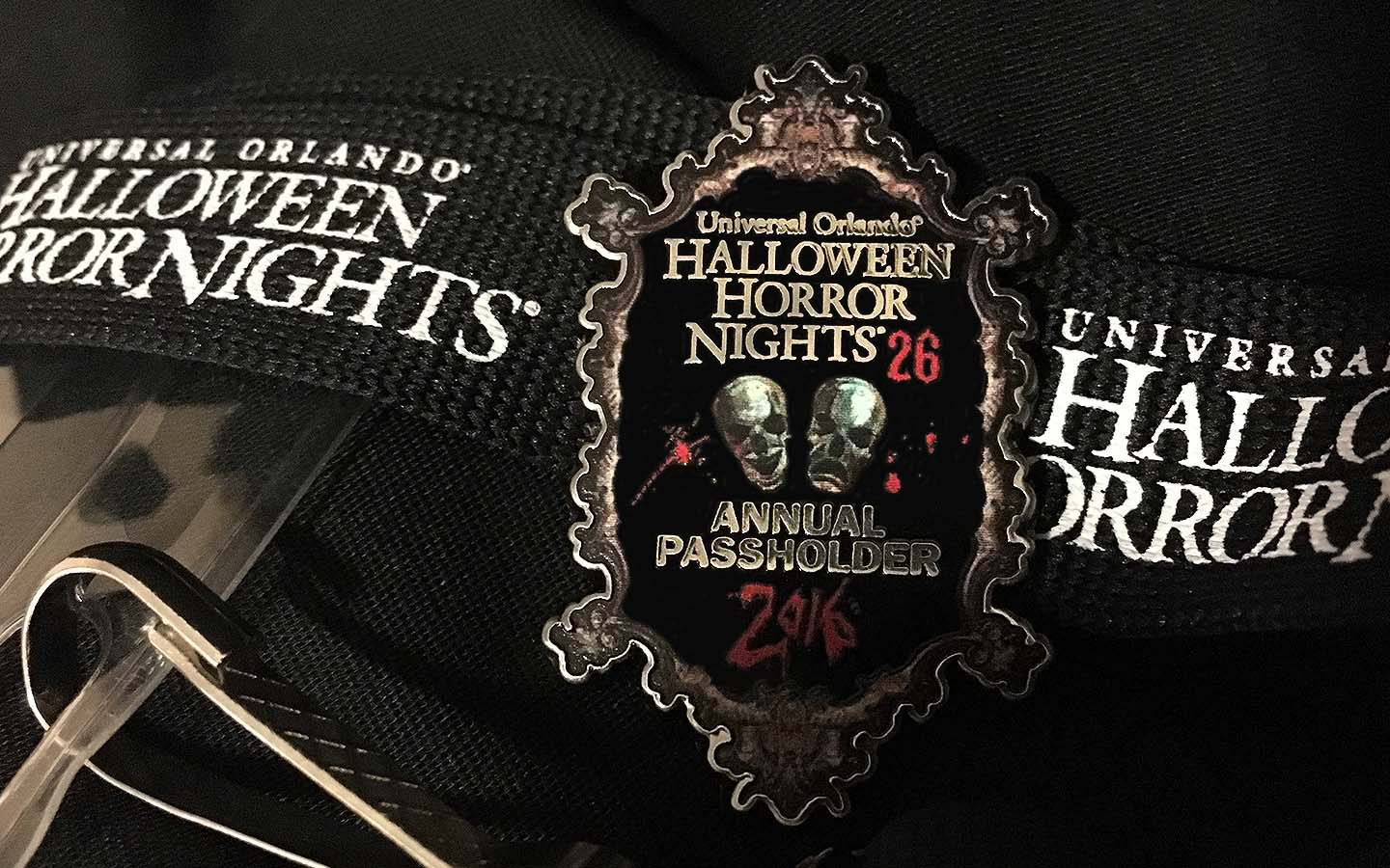 Halloween Horror Nights Discount With Annual Pass