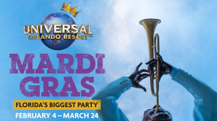 Dates for Mardi Gras 2017 at Universal Orlando Resort Announced