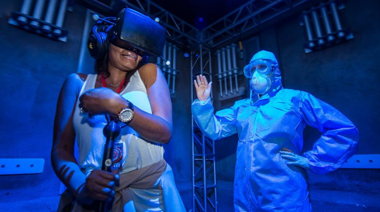 Now Open: The Repository VR Experience at Halloween Horror Nights 26
