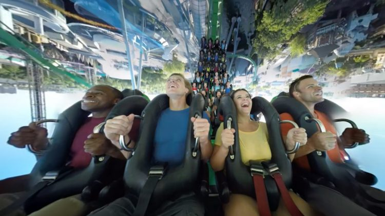 5 Tips for Watching The Incredible Hulk Coaster Video