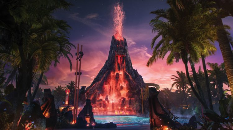 Volcano Bay Tickets Now On Sale for Universal Orlando's New Water Park