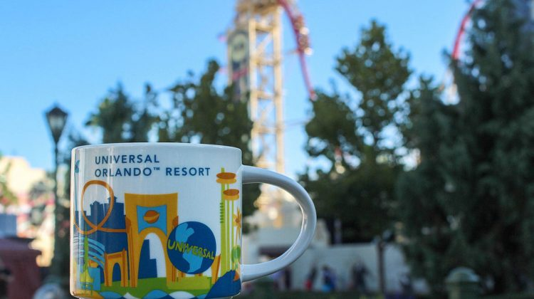 Exclusive Starbucks Universal Orlando Resort Mug Now Available