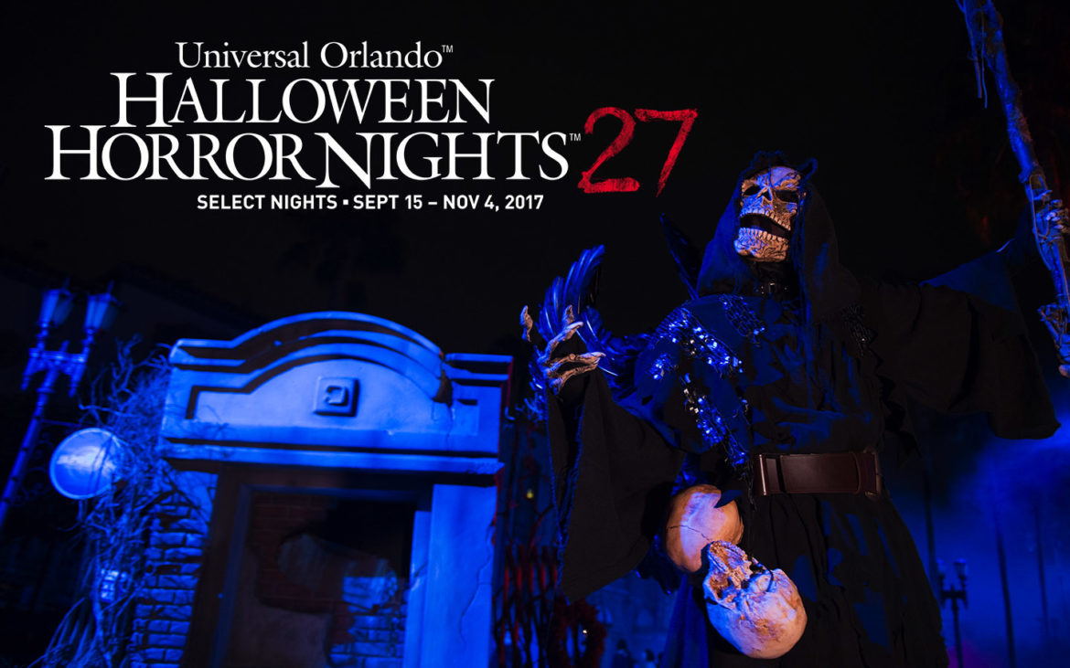 Start Panicking: Halloween Horror Nights 27 Vacation Package On ...