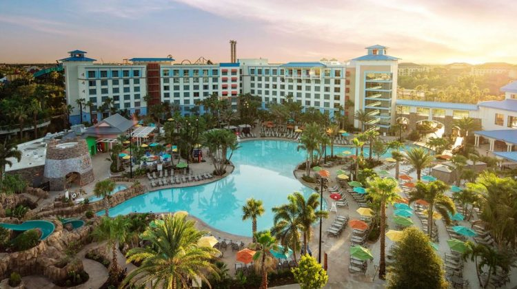 Enjoy a Tropical Paradise in Orlando at Loews Sapphire Falls Resort
