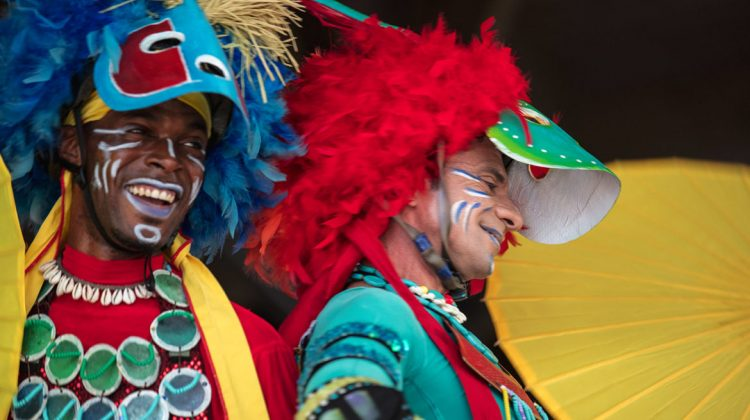 Visit the New Caribbean Carnaval at Loews Sapphire Falls Resort