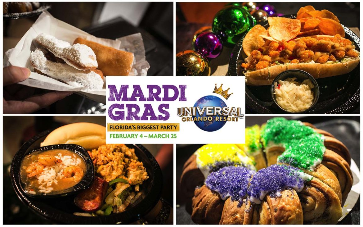 Best Things To Eat And Drink At Mardi Gras 2017 At