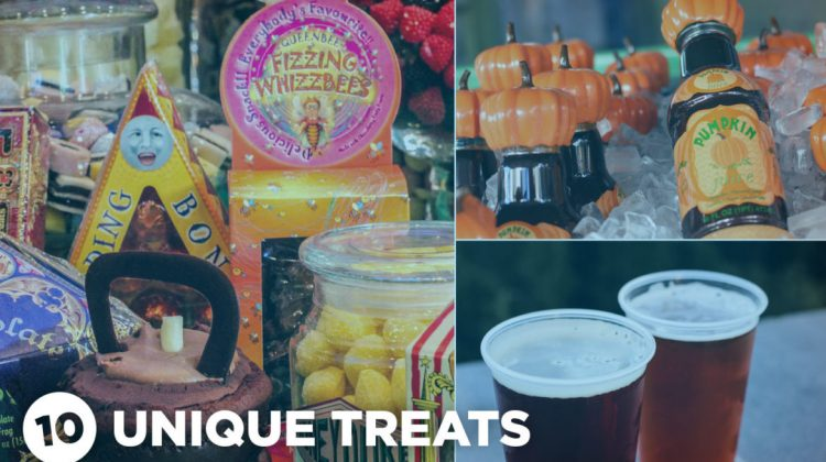 Beyond Butterbeer: Top 10 Treats in Hogsmeade at Wizarding World of Harry Potter