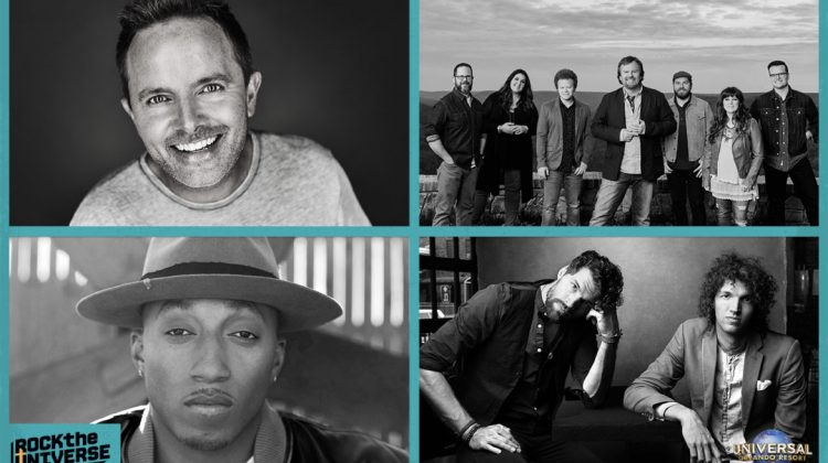 Rock the Universe 2017 Line-Up Announced at Universal Orlando Resort