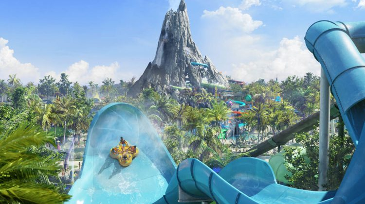 Volcano Bay Tickets Now On Sale at Universal Orlando Resort