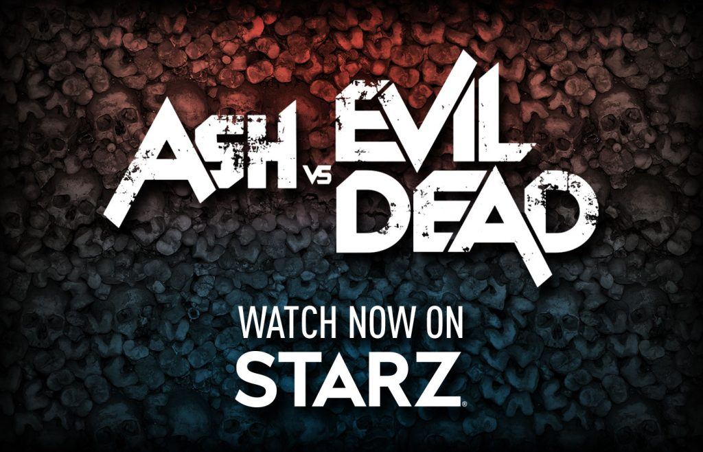 Ash vs Evil Dead halloween horror nights 2017