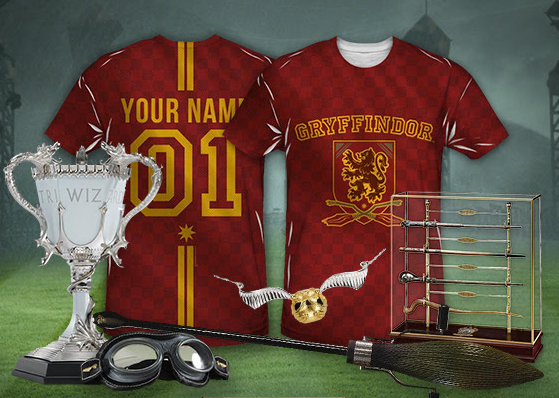 Gear Up for Quidditch with Styles from Harry Potter Shop