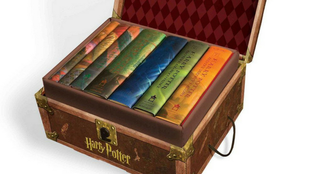 Cozy Up with Harry Potter Merchandise This Fall
