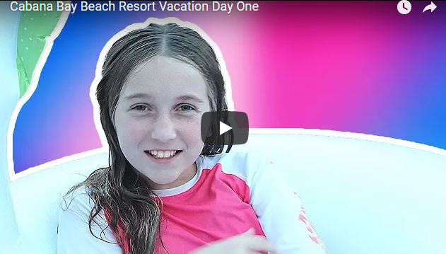 Cabana Bay Beach Resort Vacation Day One