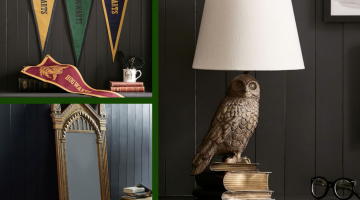 Top 9 Harry Potter Home Decor for Younger HP Fans