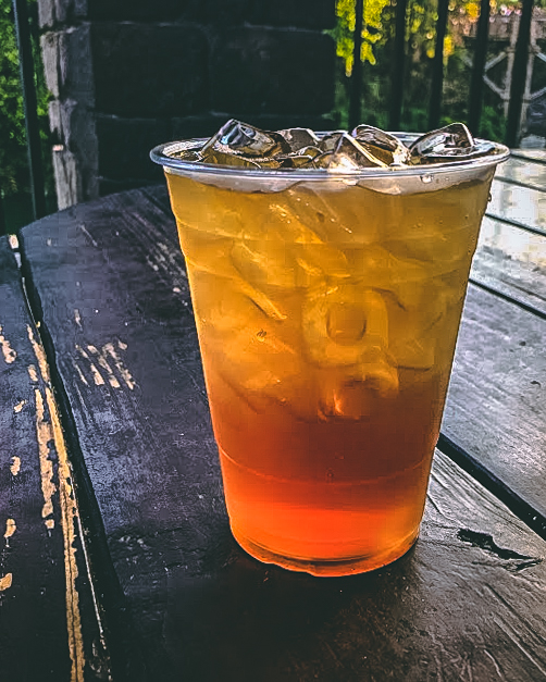 Top Secret Drinks at the Wizarding World Hogs Tea