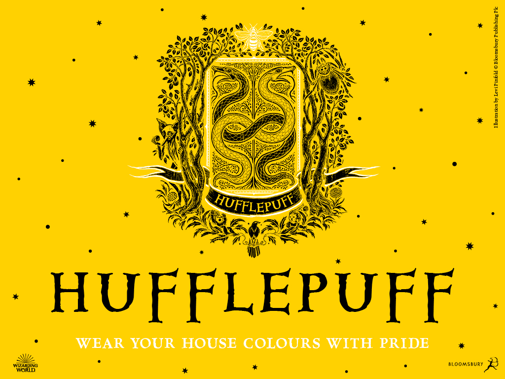 HP20CoS wallpaper 768x1024 Hufflepuff